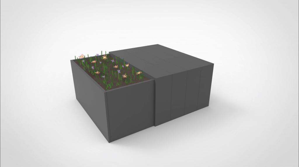 Recnorec_Banc végétal